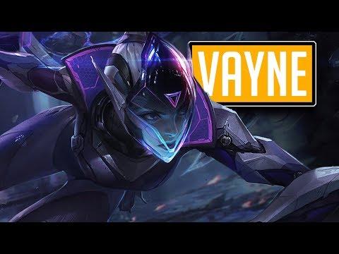 League of Legends #608: Vayne ADC (CZ) thumbnail