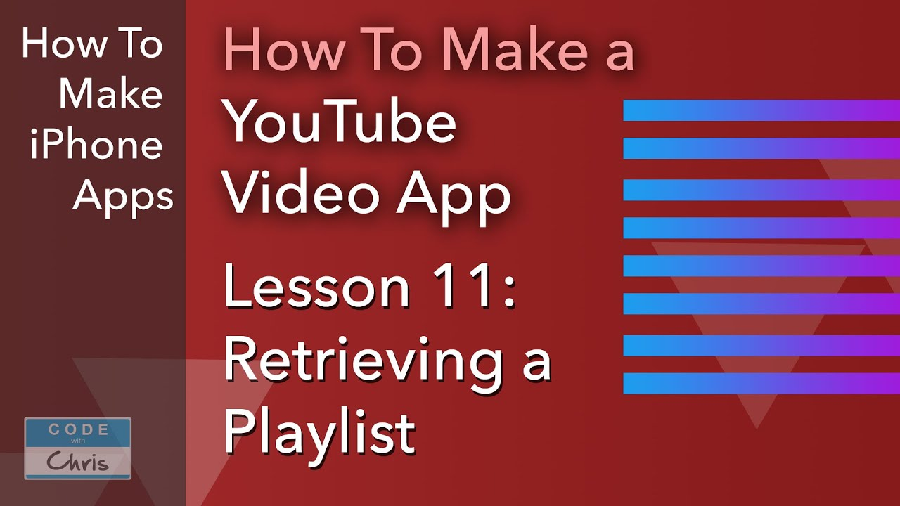 how do i make a playlist on my iphone how to make a app ep 11 retrieving the 6653