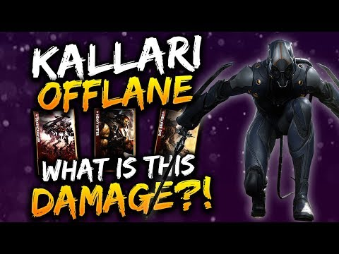 Paragon Kallari V42 Gameplay - WHAT IS THIS DAMAGE?!