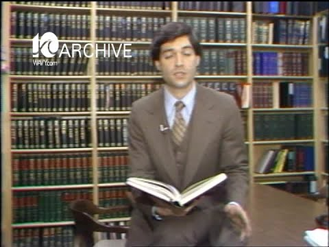 WAVY Archive: 1981 Negligent Driving Law