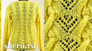Великолепный свитер Урок 127 часть 2 из 2