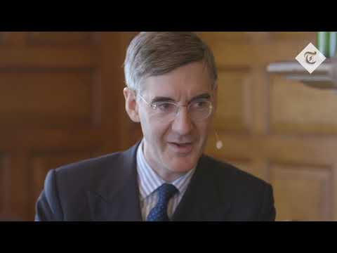 Jacob Rees-Mogg strongly hints he will back Boris Johnson in Tory leadership campaign