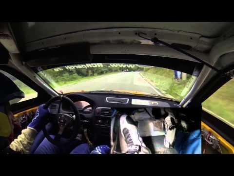 Alex MIREA CNVCD 2013 Campulung Muscel - Honda Civic EK4 B16B