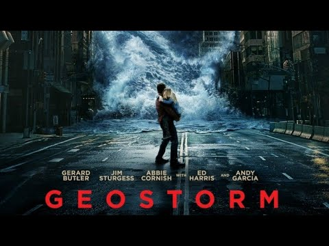 Download Movie:- Geostorm!! Simple and easy.