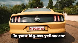 Shep! & Paul Dunton - Big-Ass Yellow Car
