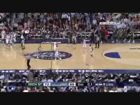 UNC Basketball Season Tribute 2008-09