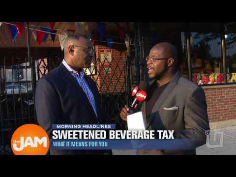 Sweetened Beverage Tax: What it Means for You