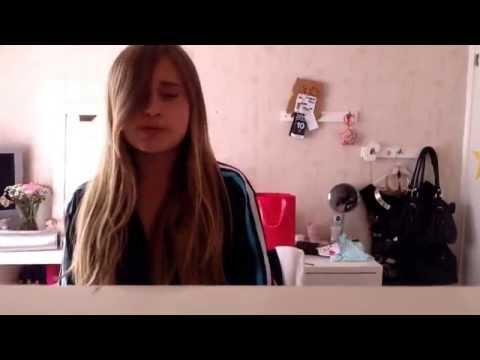 Monica Michael- Pretty little sister  cover