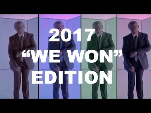 "Donald Trump - Never Come Down (2017 ""We Won"" Edition)"