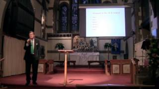 Chelmsford Theological Society: John Mumford Lecture