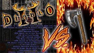 BREATH of the DYING vs DEATH - Diablo 2 Runewords (comparison)