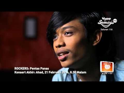 unifi TV: Finalist Rockers: Pentas Panas (Dans)