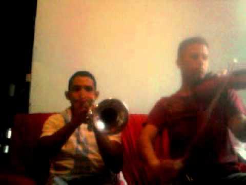 hino 450 Violino e trompete ccb