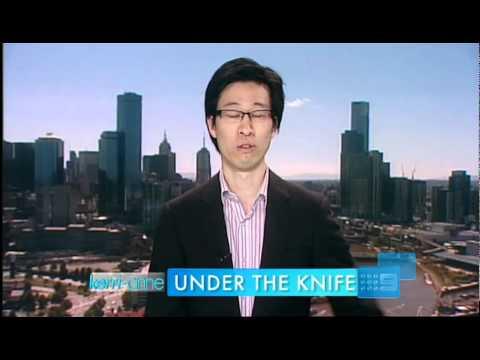 Video - Dr. Gavin Chan on the Kerri-Anne show