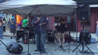 Andrew Fisher Quartet - AFQ at Niles Third Thursday
