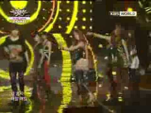 [Music Bank K-Chart] 3rd week of January (2012.01.20)