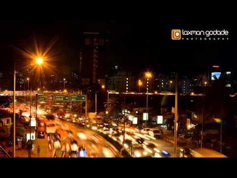 Mumbai Night Traffic Time