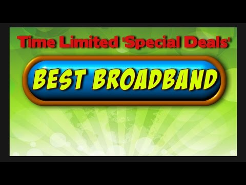 Best Broadband Deals Nz The Best Broadband Deal Of It S Kind Youtube