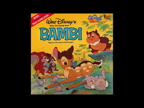 "Jymn Magon & Ted Kryczko's ""Bambi"" Storyteller Records  "