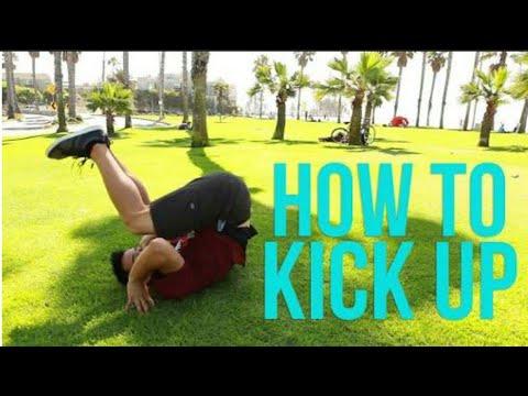 How to do kick up //az stunter//az s