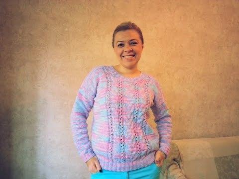 35 идей какой свитер связать своему мужчине