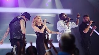 the coaches sing hall of fame   the voice australia 2014