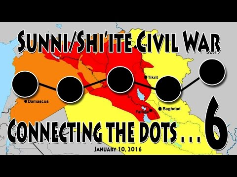 Syria, Russia, China, ISIS, and WW3 . . . Connecting the Dots  6   Sunday Gathering 1-10-16