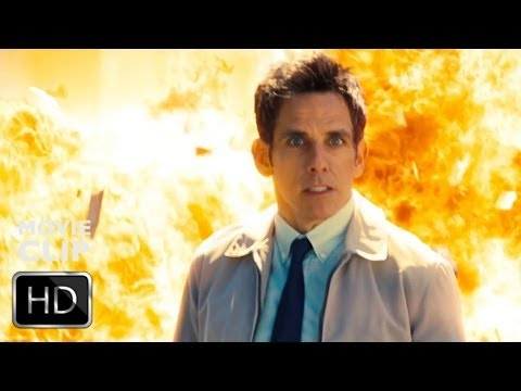 The Secret Life of Walter Mitty Clip - The Bomb Scene - 20th Centruy Fox HD