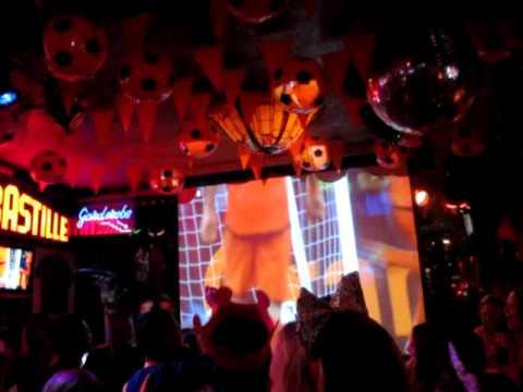 Netherlands 1-2 Germany At La Bastille Bar, Amsterdam