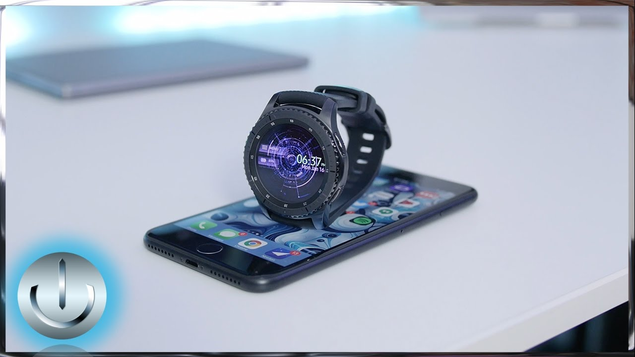 meet e494b 79d63 Samsung Gear S3 on iPhone 7 - Everything You Need to Know!