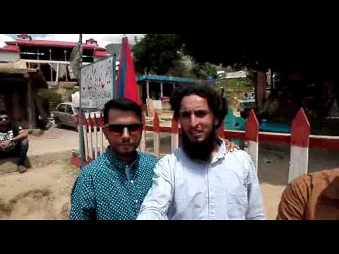 Travelling  wadi e neelam Kashmir Pakistan