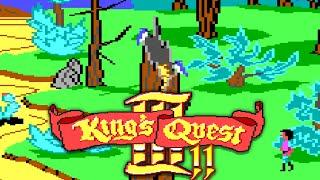 KING'S QUEST III [AGI] [011] - Viele, viele Lamen-Tiere