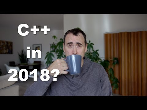 Should you Learn C++ in 2018?