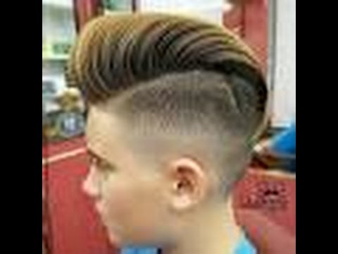 10 Superior Hairstyles and Haircuts for Teenage Guys - YouTube