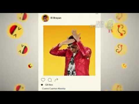 ``Bonita`` parodia el Brayan y el kevin (Cuatro cuartos)