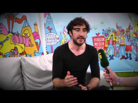 The Coronas Interview V Festival 2015