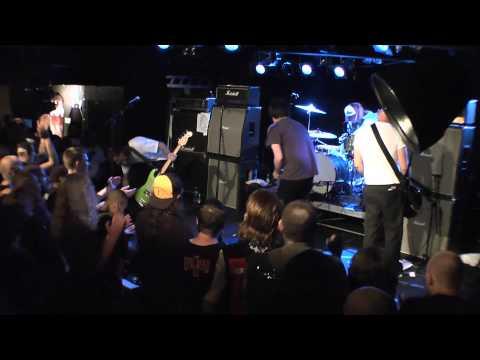 NEGATIVE APPROACH live in Stockholm 09-07-2013 FULL SET