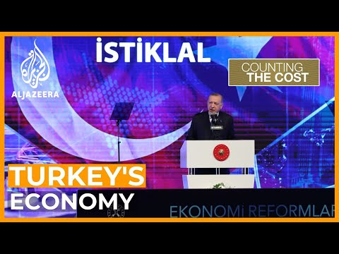 Is Turkey's economy heading towards another recession? | Counting the Cost