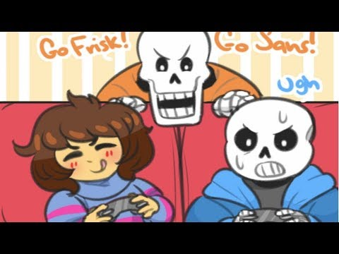 【 Undertale Animation Dubs #49 】Epic Undertale Comic dub Compilation