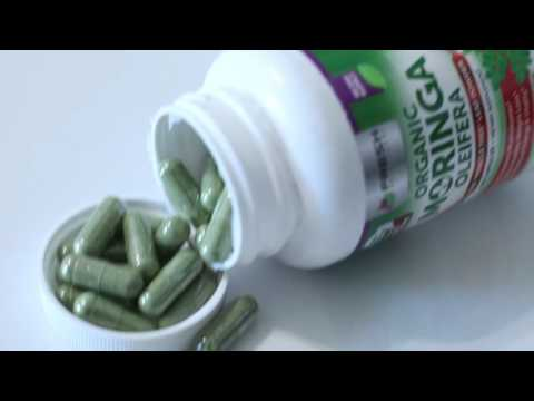 100% Pure Moringa Oleifera Pills #FreshHealthcare #Review
