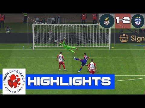 ATK 1-2 Bengaluru FC - Match 44 Highlights Prediction | Hero ISL 2019-20 | ISL 6 | PES 2019