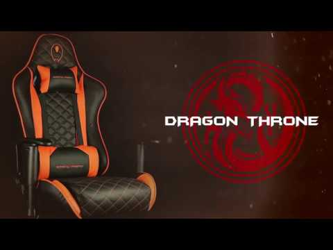 Gaming Freak Introduction Dragon Throne Gaming Chair