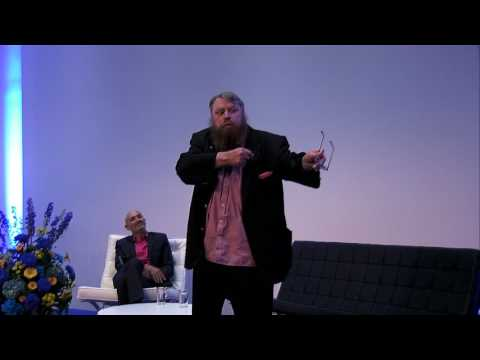 Jim Meets: Brian Blessed | University of Surrey