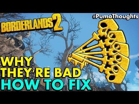 Borderlands 2: Why Golden Keys are Bad and how to fix the Golden Chest #PumaThoughts