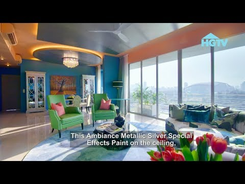 metallic come on in hgtv asia youtube. Black Bedroom Furniture Sets. Home Design Ideas