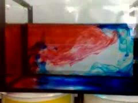 Convection currents youtube for How to make ice in a fish tank