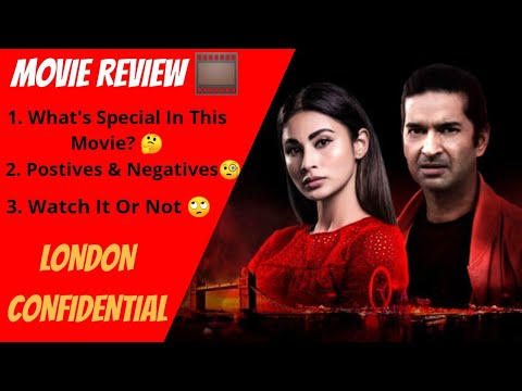 London Confidential Movie Review | Spoiler Free Review | Watch It Or Not | Zee 5 Orginal Film |