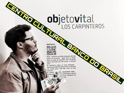 #CCBB - CENTRO #CULTURAL BANCO DO BRASIL SP