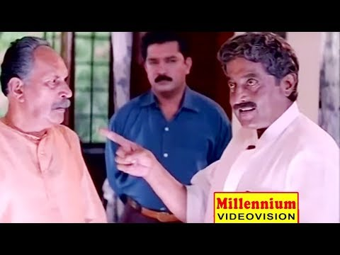 Soman's Best Dialogue As Eappachen From Lelam  Movie | Lelam Movie Clip