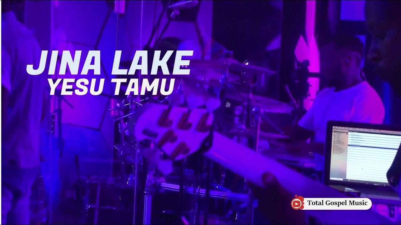 Download Jina Lake Yesu Tamu~Tenzi za Rohoni 2021